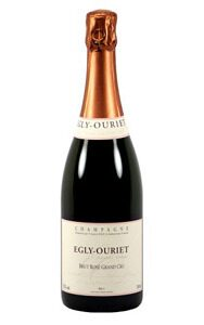 Игристое вино EGLY-OURIET ROSE GRAND CRU